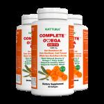 complete omega packs – 3 bottles